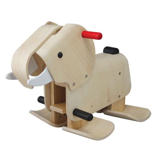Kroczący słoń - Plan Toys